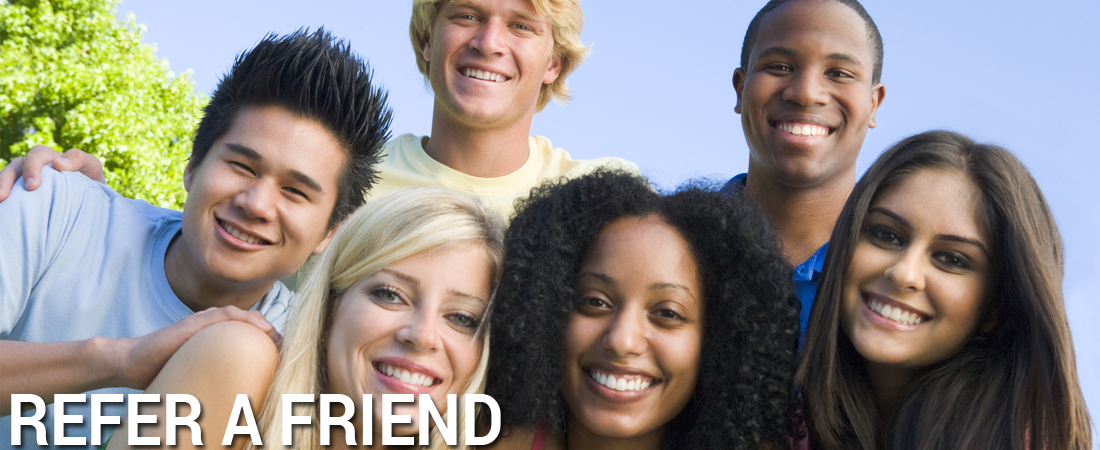 REFER A FRIEND Victoria BC Dentists